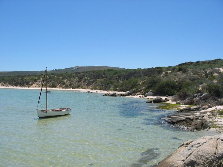 Langebaan. South Africa. Beautiful days off from rowing camps spent here.