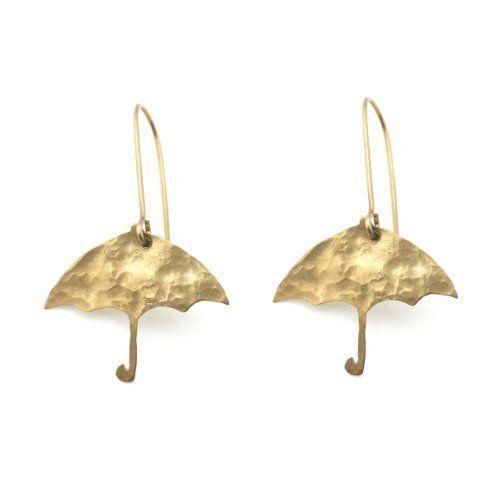 Umbrella Hook Earriings
