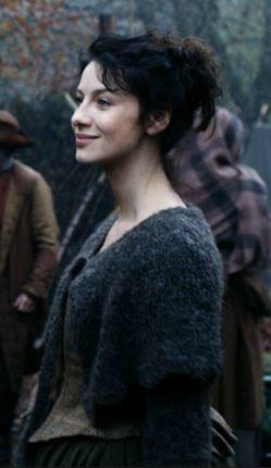 Caitriona Balfe as Claire