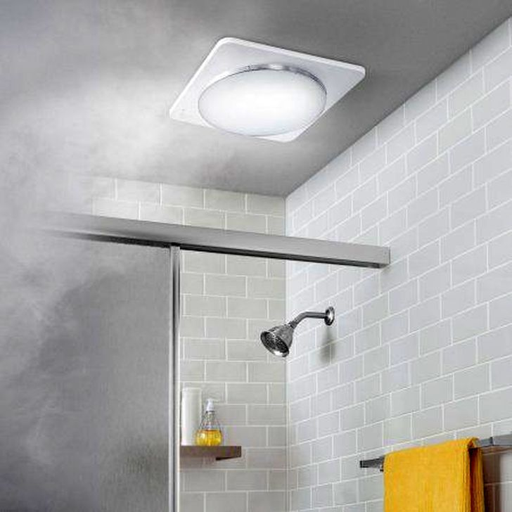41 Best Bathroom Ventilation Design Ideas For Your Bathroom At Home Bathroom Ceiling Exhaust Fan Bathroom Ventilation Bathroom Fan Light