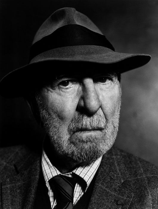 Jean Pierre Marielle (1932) - French actor. Photo by Patrice Terraz, 2012