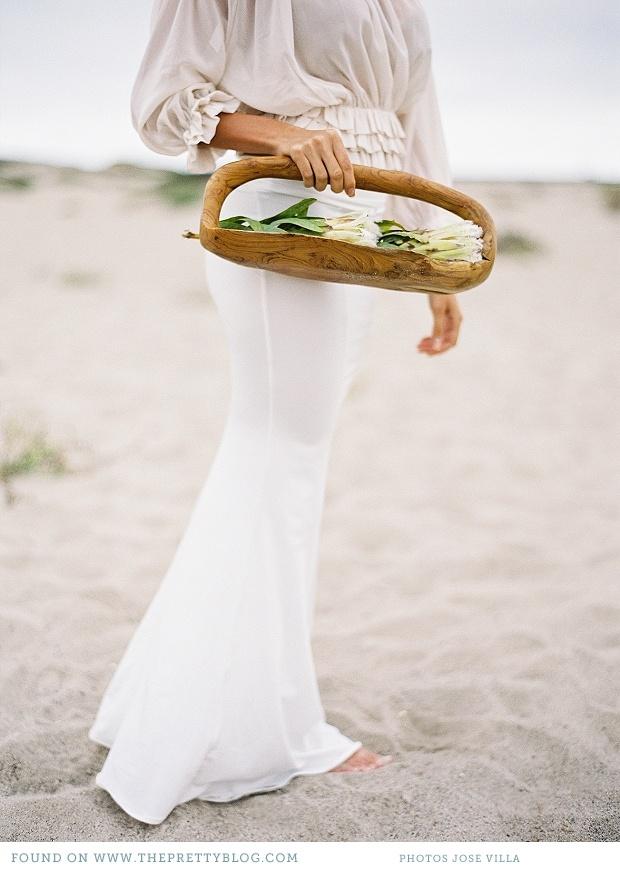 African wedding bouquet | Photo: Jose Villa, Styling: Joy de Vivre