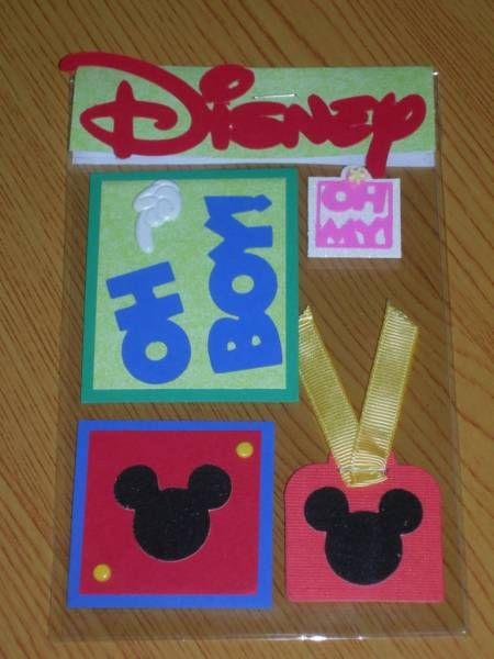 Disney Card Candy