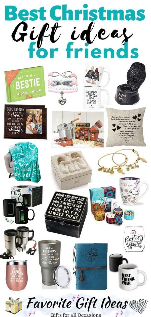 20 Christmas Gift Ideas For Friends 2019 Christmas Gifts For
