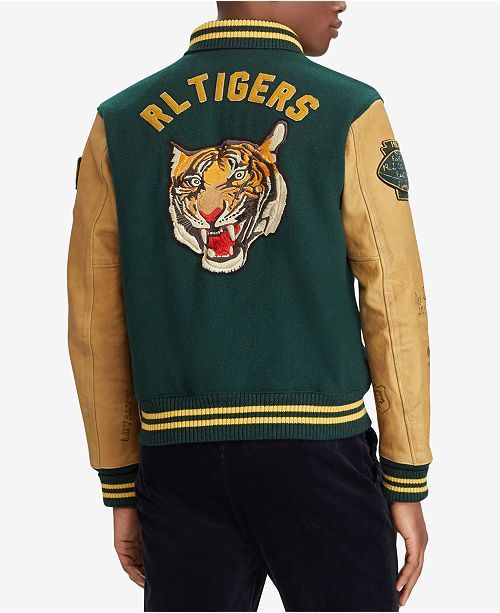a564578b polo-ralph-lauren-mens-patch-letterman-jacket | Lo-Life$ and Lo ...