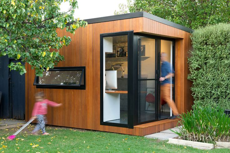 2818 best architecture images on pinterest modern homes for Prefab garden office
