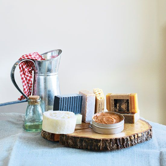 Learn how to make your own lye from ashes, and then use it to cook up a mild, soft soap perfect for personal use.