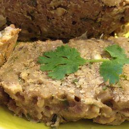 Als je wilt eten volgens de voedselzandloper, vermijd je o.a aardappels, rijst, pasta en... brood. Maar dit brood kan wel! Cashewnotenbrood!