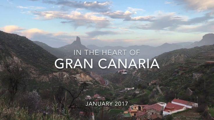 Exploring the interior of #GranCanaria -- including #tejeda and #RoqueNublo