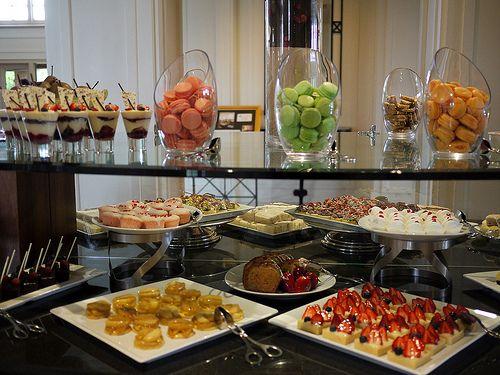 The Tea Lounge. The Hyatt. Canberra.