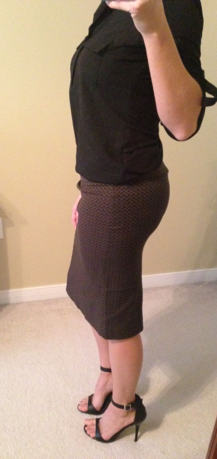 Love my stylist from Stitch Fix - this skirt is amazing!