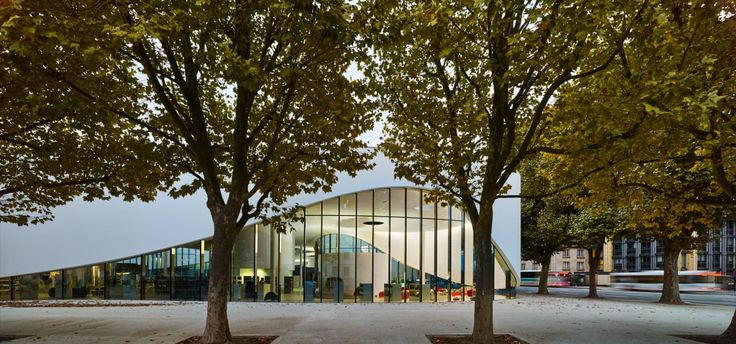 Dominique Coulon & Associés, Eugeni Pons, David Romero-Uzeda · Media library [Third-Place] in Thionville