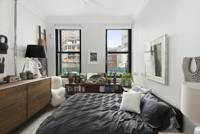Gravity Home, Boerum Hill apartment (and former home of Jay-Z)...:
