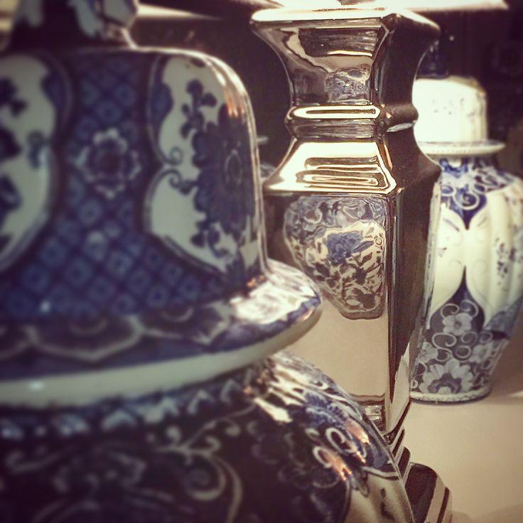 Delft Blue, edit with Instagram @erwinbouchez