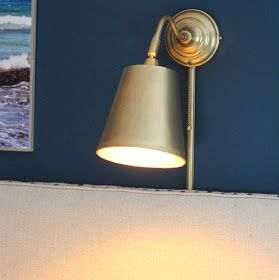 Shine Your Light: Ikea Wall Light Hack