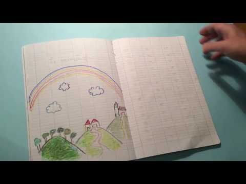 Quaderno classe prima - scrivere bene