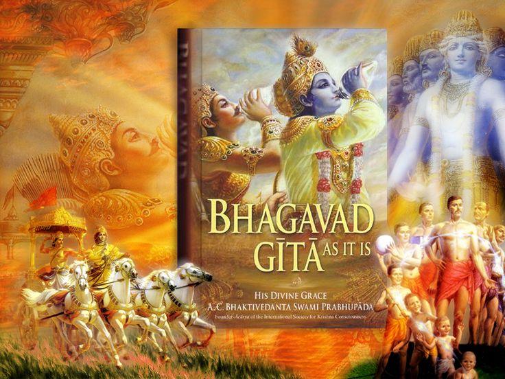 Bhagavad Gita, dünyanın en uzun destanı olarak bilinen Mahabbarata'nın on sekiz bölümünden birisi ve destanın kalbidir. Mahabbarata destanı bize kardeş çocukları arasında…
