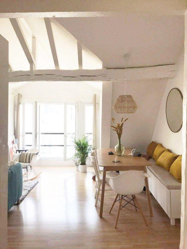 Parfait Comment Créer Une Chambre Supplémentaire Dans Un Petit Appartement à Paris  ?   PLANETE DECO A
