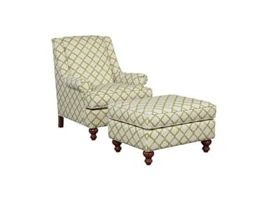 This chair is among our most comfortable- a true place to relax.  It features plush cushioning for long lasting comfort and a perfectly proportioned seat depth and height.