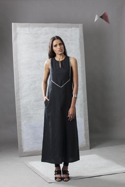 Rashmi Varma's aesthetic leans towards a distinguished minimalism; organic and textured.