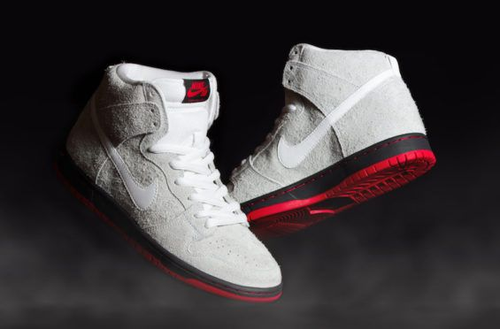 Release Date: Black Sheep x Nike SB Dunk High Wolf In Sheep's Clothing