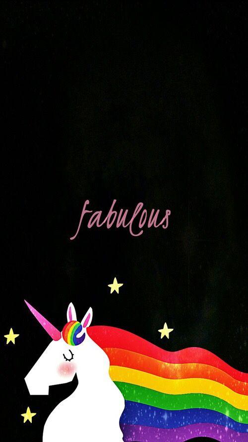 #Unicornio#Fabuloso#Arco-Íris