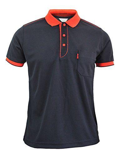 BCPOLO Men's Casual Golfwear 2 tone color stylish design Polo t-shirt-S-navy XS BCPOLO http://www.amazon.com/dp/B00RUTQQ0M/ref=cm_sw_r_pi_dp_wEw7ub0MK9V9B