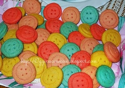 cookies buttons
