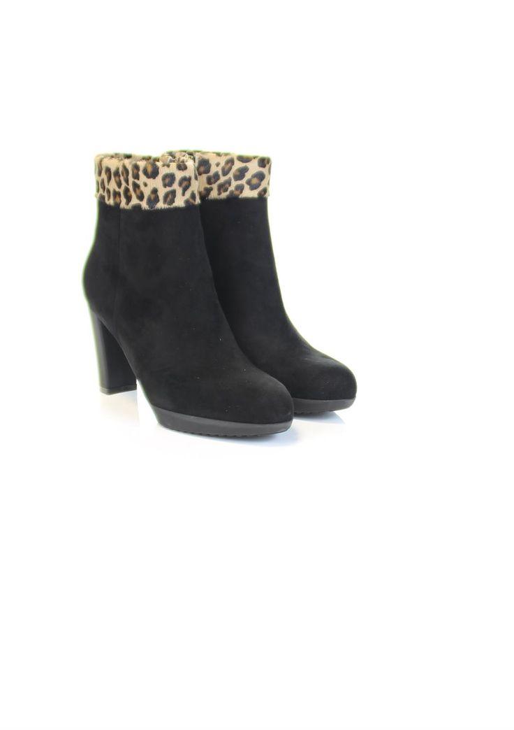 Evaluna 654 - Korte Laarzen & Boots - Dames - Donelli