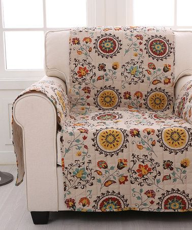Another great find on #zulily! Asmara  Armchair Cover #zulilyfinds