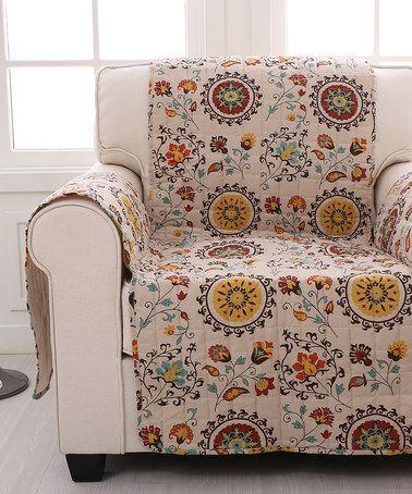 Another great find on #zulily! Asmara  Armchair Cover #zulilyfinds
