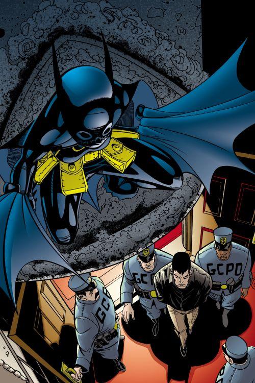 Batgirl v1 #24