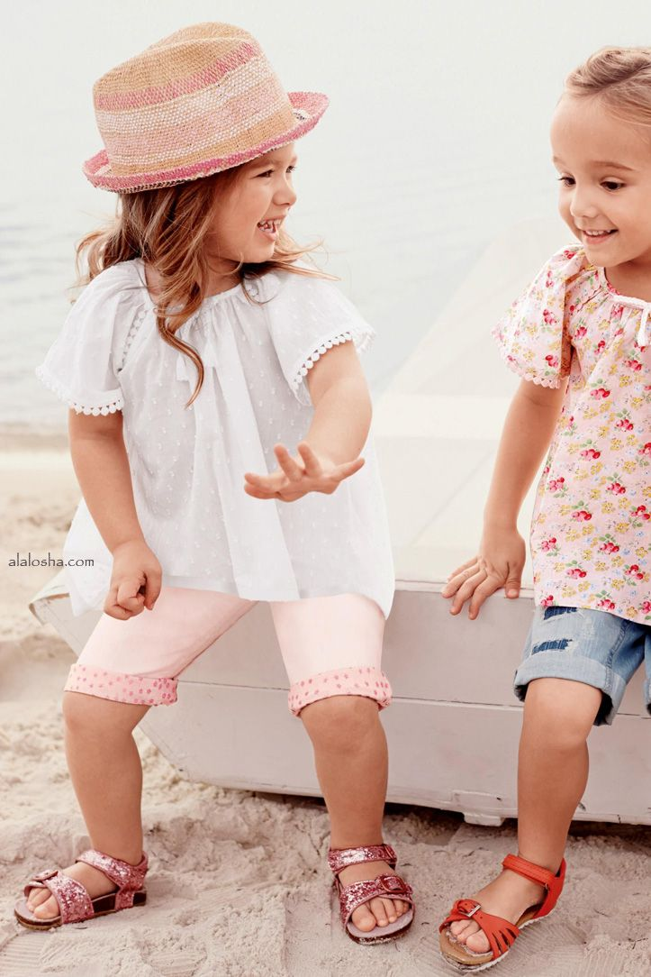 ALALOSHA: VOGUE ENFANTS: With fun in the sun centre stage, ALALOSHA zooms in on some of the NEXT's top summer girlswear