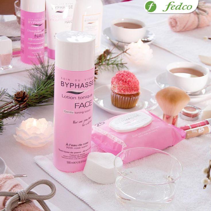 #MorningRitual El tónico de BYPHASSE está hecho de agua de rosas, con propiedades humectantes y refrescantes que le darán un bienestar único a tu rostro.  ¡Conócelo en Fedco!