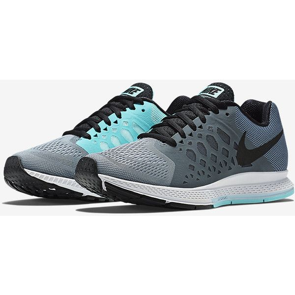 Nike Air Zoom Pegasus 31 Women's Running Shoe ($100) ❤ liked on Polyvore  featuring