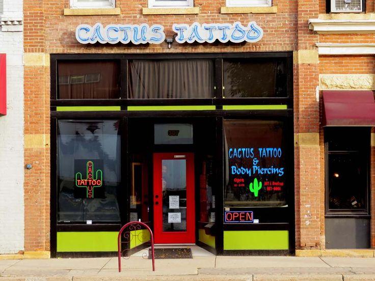 Cactus Tattoo & Piercing | Mankato Minnesota Premier Tattoo & Piercing Shop