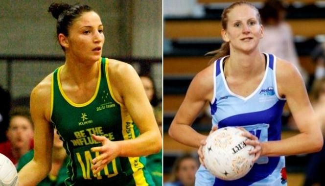 Kimberley Ravaillion and April Letton have been named in the Australian Diamonds squad for January's Tour of England. Congratulations Kim and April!