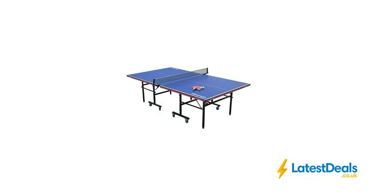 Slazenger Indoor/Outdoor Foldable Table Tennis Table Save £100 Delivery £3.95, £199.99 at Argos
