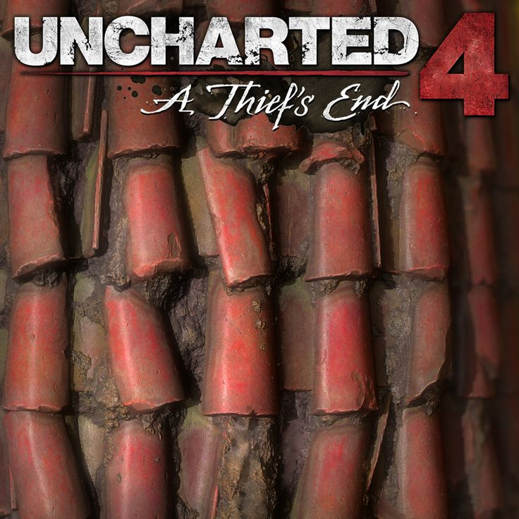 Uncharted 4: Various Materials, Rogelio Olguin on ArtStation at https://www.artstation.com/artwork/4Rz0k