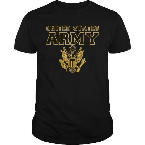 I Love US Army T Shirts Mens T Shirt Shirts & Tees