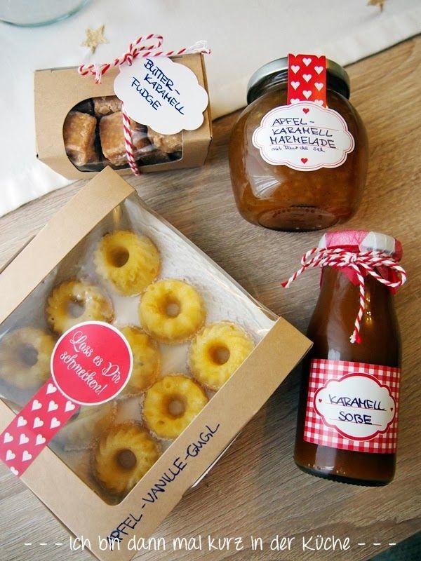 más de 25 ideas fantásticas sobre geschenke küche weihnachten en ... - Geschenke Aus Der Küche Weihnachten