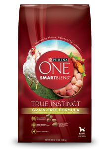 28-Day Challenge – PurinaONE® We received a generous free sample of Purina One #FreeSample - the dogs ate it right up but they'll eat anything but mushrooms.  This was the first Purina item we've ever tried.