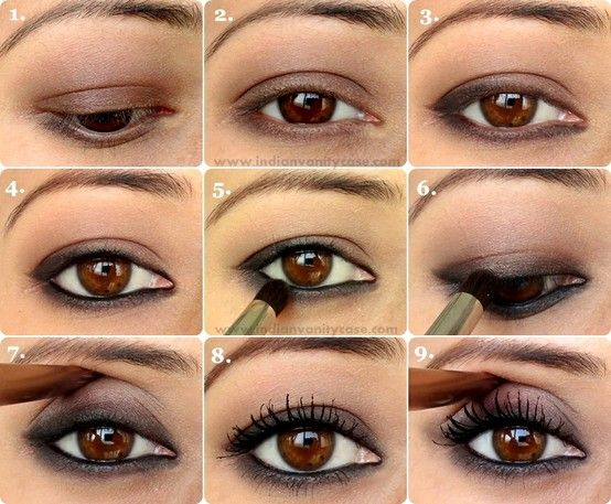 Middle Eastern Inspired Eyeshadow (more info in comments) - Imgur