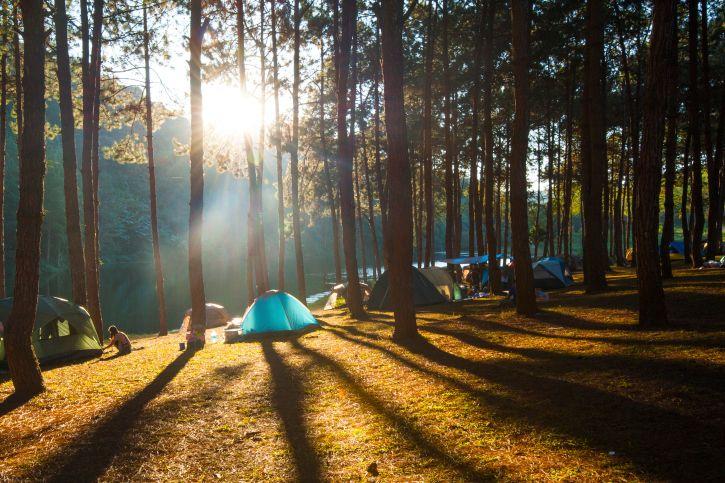 Bear Creek Provincial park Kelowna