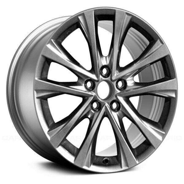 Advertisement Ebay For Toyota Rav4 16 17 Alloy Factory Wheel 18x7 5 10 Spoke All Painted Hyper Rav4 Toyota Rav4 Toyota