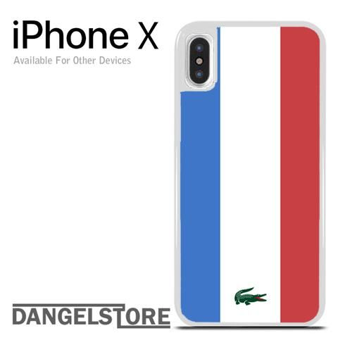France Lacoste For iPhone X