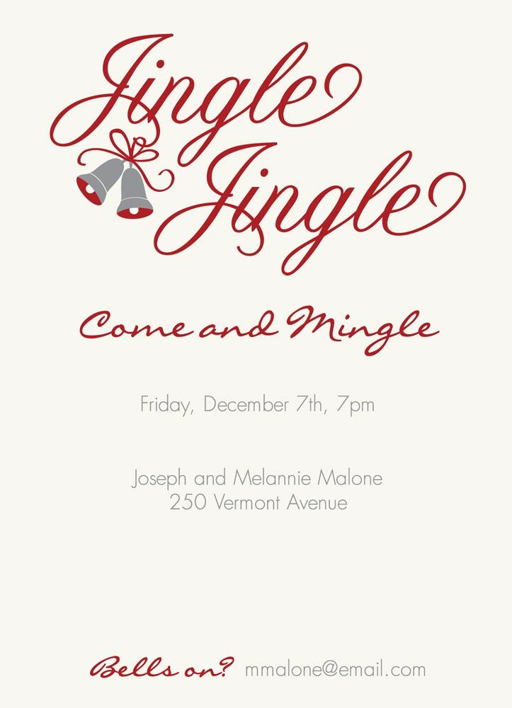 47 best images about invites – Holiday Party Email Invitations