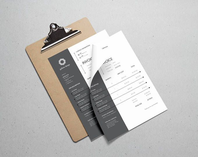 Are you ready to grow your business?. If you just started your own small business, blog or direct sales company, there's only few ways to stand out. Present yourself with the professional look your clients are hoping for, with an eye catching printable invoice template, to give your business the exceptional style you need.