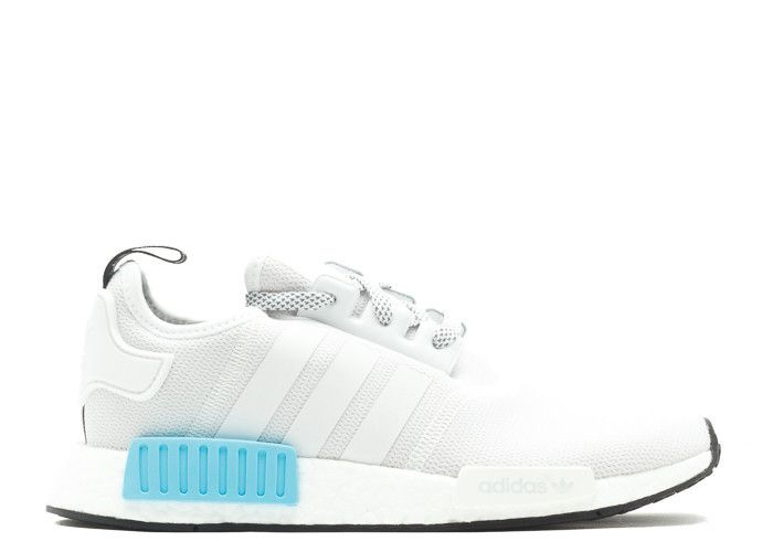 separation shoes c51b4 76ae7 ... Tactile Green Adidas NMD R1 WhiteTeal ...