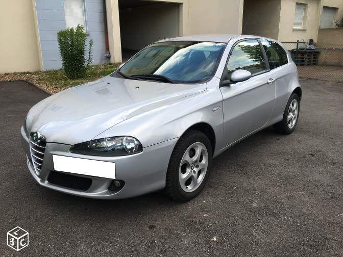 Alfa romeo 147 1.9 jtd 115 cv 2006 distinctive